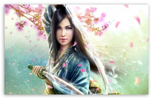 Woman Samurai HD wallpaper for Wide 16:10 5:3 Widescreen WHXGA WQXGA WUXGA WXGA WGA ; HD 16:9 High Definition WQHD QWXGA 1080p 900p 720p QHD nHD ; Standard 4:3 5:4 3:2 Fullscreen UXGA XGA SVGA QSXGA SXGA DVGA HVGA HQVGA devices ( Apple PowerBook G4 iPhone 4 3G 3GS iPod Touch ) ; Tablet 1:1 ; iPad 1/2/Mini ; Mobile 4:3 5:3 3:2 16:9 5:4 - UXGA XGA SVGA WGA DVGA HVGA HQVGA devices ( Apple PowerBook G4 iPhone 4 3G 3GS iPod Touch ) WQHD QWXGA 1080p 900p 720p QHD nHD QSXGA SXGA ;