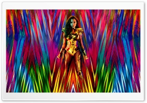 Wonder Woman 1984 Movie 2020 Ultra HD Wallpaper for 4K UHD Widescreen desktop, tablet & smartphone