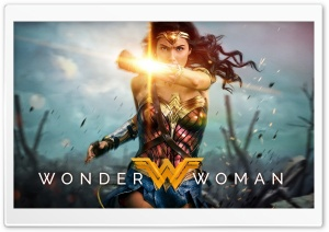 Wonder Woman 2017 HD Wide Wallpaper for Widescreen