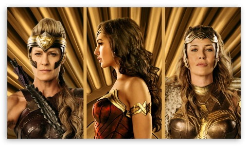 Wonder Woman 2017 Imax Ultra Hd Desktop Background Wallpaper