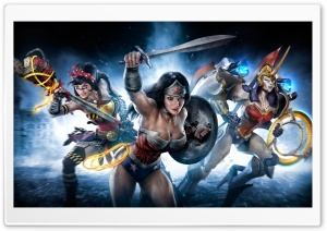 Wonder Woman HD Wide Wallpaper for 4K UHD Widescreen desktop & smartphone