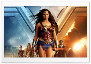 Wonder Woman HD Wide Wallpaper for Widescreen