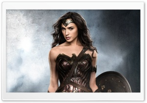Wonder Woman Gal Gadot HD Wide Wallpaper for Widescreen