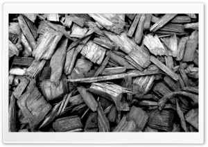 Wood Chips HD Wide Wallpaper for Widescreen