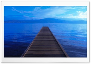 Wooden Bridge HD Wide Wallpaper for 4K UHD Widescreen desktop & smartphone