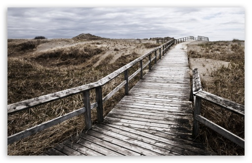 Wooden Bridge Leading To The Beach HD wallpaper for Wide 16:10 5:3 Widescreen WHXGA WQXGA WUXGA WXGA WGA ; HD 16:9 High Definition WQHD QWXGA 1080p 900p 720p QHD nHD ; Standard 4:3 5:4 3:2 Fullscreen UXGA XGA SVGA QSXGA SXGA DVGA HVGA HQVGA devices ( Apple PowerBook G4 iPhone 4 3G 3GS iPod Touch ) ; Tablet 1:1 ; iPad 1/2/Mini ; Mobile 4:3 5:3 3:2 16:9 5:4 - UXGA XGA SVGA WGA DVGA HVGA HQVGA devices ( Apple PowerBook G4 iPhone 4 3G 3GS iPod Touch ) WQHD QWXGA 1080p 900p 720p QHD nHD QSXGA SXGA ;