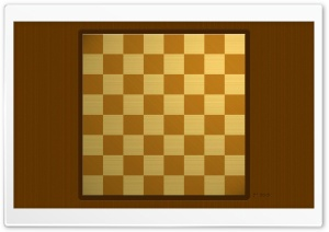 Wooden Chess HD Wide Wallpaper for Widescreen