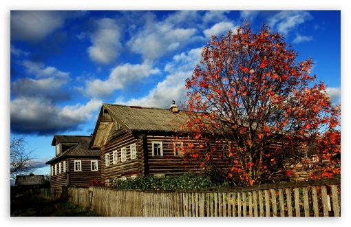 Wooden Houses, Autumn HD wallpaper for Wide 16:10 5:3 Widescreen WHXGA WQXGA WUXGA WXGA WGA ; HD 16:9 High Definition WQHD QWXGA 1080p 900p 720p QHD nHD ; UHD 16:9 WQHD QWXGA 1080p 900p 720p QHD nHD ; Standard 4:3 5:4 3:2 Fullscreen UXGA XGA SVGA QSXGA SXGA DVGA HVGA HQVGA devices ( Apple PowerBook G4 iPhone 4 3G 3GS iPod Touch ) ; Tablet 1:1 ; iPad 1/2/Mini ; Mobile 4:3 5:3 3:2 16:9 5:4 - UXGA XGA SVGA WGA DVGA HVGA HQVGA devices ( Apple PowerBook G4 iPhone 4 3G 3GS iPod Touch ) WQHD QWXGA 1080p 900p 720p QHD nHD QSXGA SXGA ;