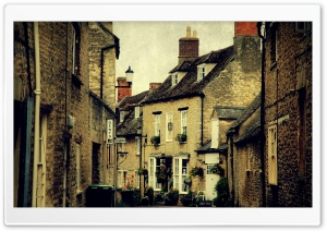 Woodstock Town in England HD Wide Wallpaper for Widescreen