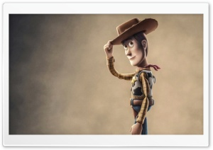 Woody Toy Story 4 HD Wide Wallpaper for 4K UHD Widescreen desktop & smartphone