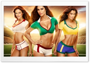 World Cup 2014 Groups HD Wide Wallpaper for 4K UHD Widescreen desktop & smartphone