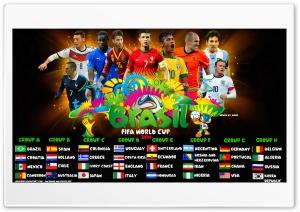 WORLD CUP BRAZIL 2014 HD Wide Wallpaper for Widescreen