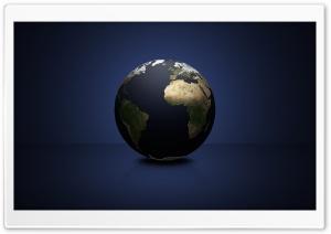 World Globe HD Wide Wallpaper for Widescreen