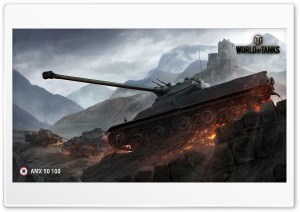 World of Tanks HD Wide Wallpaper for 4K UHD Widescreen desktop & smartphone