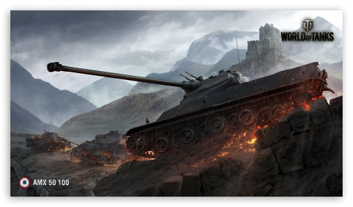 Download World of Tanks UltraHD Wallpaper