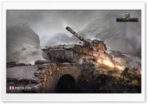 World of Tanks FV215b HD Wide Wallpaper for 4K UHD Widescreen desktop & smartphone