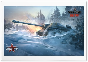 World of Tanks January 2013 HD Wide Wallpaper for Widescreen