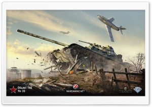 World of Tanks Object 140 HD Wide Wallpaper for Widescreen
