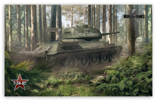 World of Tanks T-34-85 ❤ 4K UHD Wallpaper for Wide 16:10 5:3 Widescreen WHXGA WQXGA WUXGA WXGA WGA ; 4K UHD 16:9 Ultra High Definition 2160p 1440p 1080p 900p 720p ; Standard 4:3 3:2 Fullscreen UXGA XGA SVGA DVGA HVGA HQVGA ( Apple PowerBook G4 iPhone 4 3G 3GS iPod Touch ) ; Tablet 1:1 ; iPad 1/2/Mini ; Mobile 4:3 5:3 3:2 16:9 - UXGA XGA SVGA WGA DVGA HVGA HQVGA ( Apple PowerBook G4 iPhone 4 3G 3GS iPod Touch ) 2160p 1440p 1080p 900p 720p ;