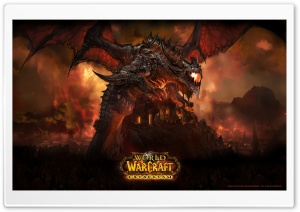 World Of Warcraft, Cataclysm HD Wide Wallpaper for Widescreen