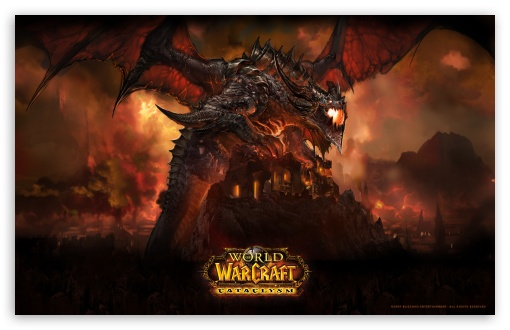 World Of Warcraft, Cataclysm HD wallpaper for Wide 16:10 5:3 Widescreen WHXGA WQXGA WUXGA WXGA WGA ; HD 16:9 High Definition WQHD QWXGA 1080p 900p 720p QHD nHD ; Standard 4:3 5:4 3:2 Fullscreen UXGA XGA SVGA QSXGA SXGA DVGA HVGA HQVGA devices ( Apple PowerBook G4 iPhone 4 3G 3GS iPod Touch ) ; iPad 1/2/Mini ; Mobile 4:3 5:3 3:2 16:9 5:4 - UXGA XGA SVGA WGA DVGA HVGA HQVGA devices ( Apple PowerBook G4 iPhone 4 3G 3GS iPod Touch ) WQHD QWXGA 1080p 900p 720p QHD nHD QSXGA SXGA ;