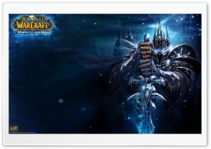 World Of Warcraft, Wrath Of The Lich King HD Wide Wallpaper for 4K UHD Widescreen desktop & smartphone