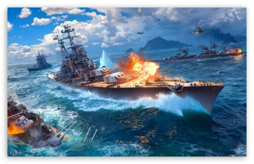 Download World Of Warships HD Wallpaper