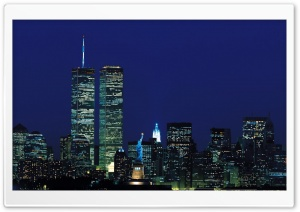 World Trade Center, New York, USA HD Wide Wallpaper for 4K UHD Widescreen desktop & smartphone