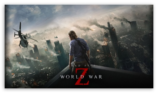 World War Z Wallpapers 5 4K HD Desktop Wallpaper For 4K