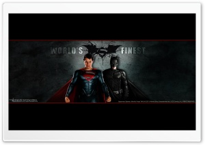 Worlds Finest HD Wide Wallpaper for Widescreen