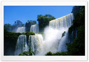 Worlds Most Amazing Waterfalls HD Wide Wallpaper for Widescreen