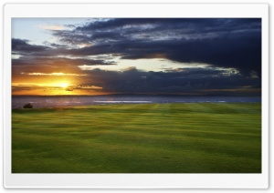 Worneth low Golf Course HD Wide Wallpaper for Widescreen
