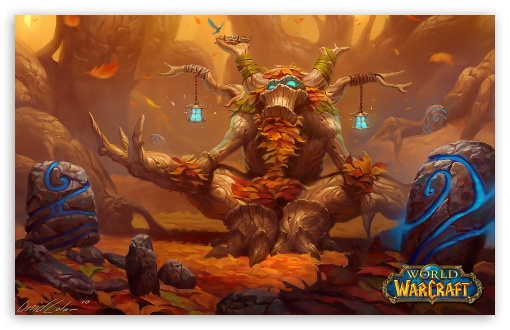WOW Druid ❤ 4K UHD Wallpaper for Wide 16:10 5:3 Widescreen WHXGA WQXGA WUXGA WXGA WGA ; 4K UHD 16:9 Ultra High Definition 2160p 1440p 1080p 900p 720p ; Mobile 5:3 16:9 - WGA 2160p 1440p 1080p 900p 720p ;