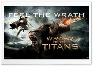 Wrath Of The Titans HD Wide Wallpaper for Widescreen