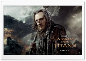 Wrath Of The Titans Hades HD Wide Wallpaper for Widescreen