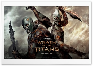 Wrath Of The Titans Makhai HD Wide Wallpaper for Widescreen
