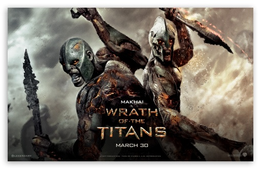 Wrath Of The Titans Makhai HD wallpaper for Wide 16:10 5:3 Widescreen WHXGA WQXGA WUXGA WXGA WGA ; Standard 4:3 5:4 Fullscreen UXGA XGA SVGA QSXGA SXGA ; iPad 1/2/Mini ; Mobile 4:3 5:3 5:4 - UXGA XGA SVGA WGA QSXGA SXGA ;