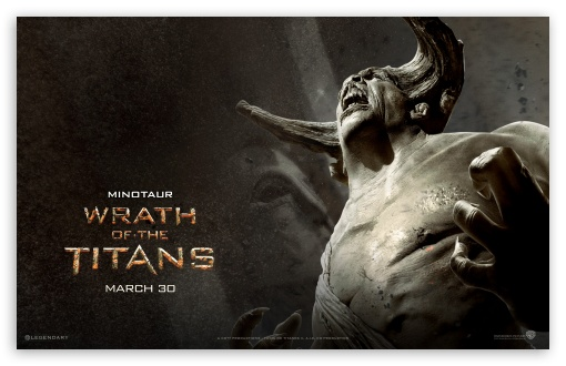 Wrath Of The Titans Minotaur HD wallpaper for Wide 16:10 Widescreen WHXGA WQXGA WUXGA WXGA ; Standard 4:3 5:4 Fullscreen UXGA XGA SVGA QSXGA SXGA ; iPad 1/2/Mini ; Mobile 4:3 5:4 - UXGA XGA SVGA QSXGA SXGA ;