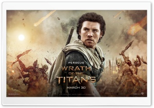 Wrath Of The Titans Perseus HD Wide Wallpaper for Widescreen