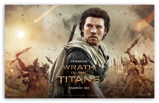 Wrath Of The Titans Perseus ❤ 4K UHD Wallpaper for Wide 16:10 5:3 Widescreen WHXGA WQXGA WUXGA WXGA WGA ; Standard 4:3 5:4 Fullscreen UXGA XGA SVGA QSXGA SXGA ; iPad 1/2/Mini ; Mobile 4:3 5:3 5:4 - UXGA XGA SVGA WGA QSXGA SXGA ;