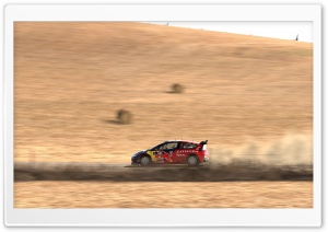 WRC Rally Citroen HD Wide Wallpaper for 4K UHD Widescreen desktop & smartphone