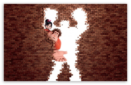 Wreck It Ralph Animation Movie HD wallpaper for Wide 16:10 5:3 Widescreen WHXGA WQXGA WUXGA WXGA WGA ; HD 16:9 High Definition WQHD QWXGA 1080p 900p 720p QHD nHD ; Standard 4:3 5:4 3:2 Fullscreen UXGA XGA SVGA QSXGA SXGA DVGA HVGA HQVGA devices ( Apple PowerBook G4 iPhone 4 3G 3GS iPod Touch ) ; Tablet 1:1 ; iPad 1/2/Mini ; Mobile 4:3 5:3 3:2 16:9 5:4 - UXGA XGA SVGA WGA DVGA HVGA HQVGA devices ( Apple PowerBook G4 iPhone 4 3G 3GS iPod Touch ) WQHD QWXGA 1080p 900p 720p QHD nHD QSXGA SXGA ;