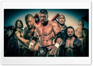 WWE Extreme Rules Ultra HD Wallpaper for 4K UHD Widescreen desktop, tablet & smartphone