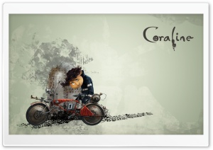 Wybie Lovat Coraline HD Wide Wallpaper for Widescreen