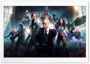 X-Men Apocalypse HD Wide Wallpaper for 4K UHD Widescreen desktop & smartphone