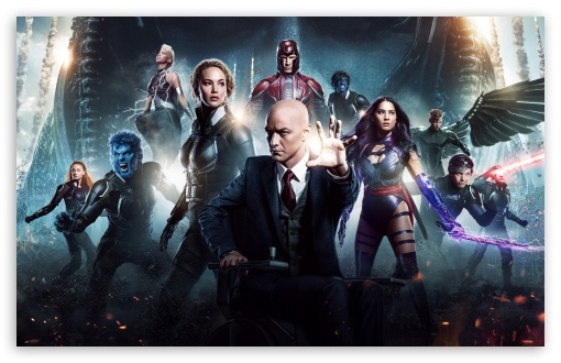 Download X Men Apocalypse HD Wallpaper