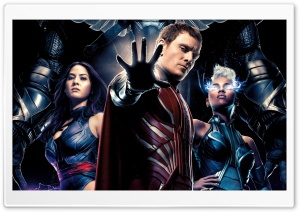 X-Men Apocalypse 2016 HD Wide Wallpaper for Widescreen