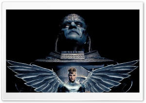 X-Men Apocalypse Archangel HD Wide Wallpaper for Widescreen