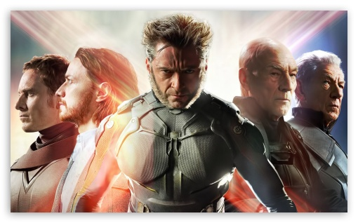 X-Men Days Of Future Past ❤ 4K UHD Wallpaper for Wide 5:3 Widescreen WGA ; 4K UHD 16:9 Ultra High Definition 2160p 1440p 1080p 900p 720p ; Mobile 5:3 16:9 - WGA 2160p 1440p 1080p 900p 720p ;