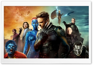 X-Men Days of Future Past 2014 Movie HD Wide Wallpaper for 4K UHD Widescreen desktop & smartphone
